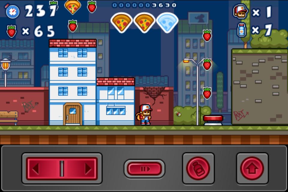 Pizza Boy - screenshot