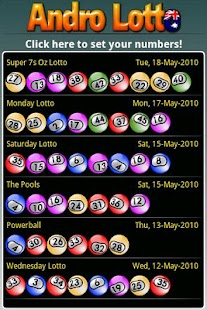 Andro Lotto AU- screenshot thumbnail