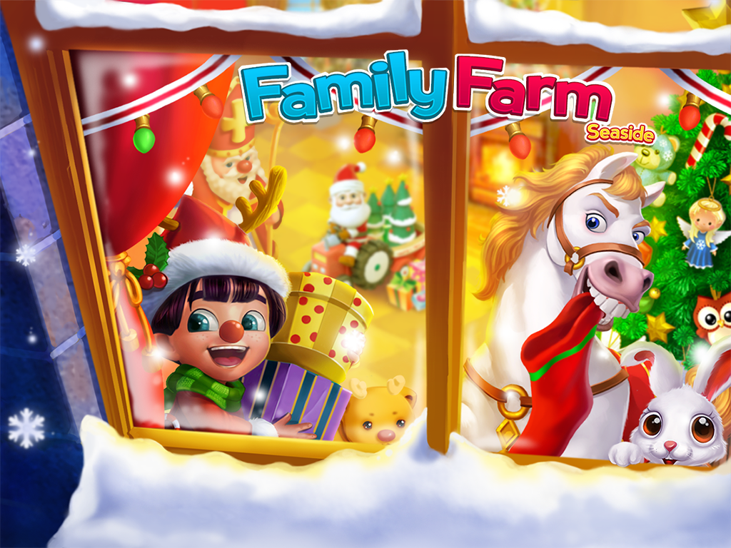 Family Farm Seaside - screenshot