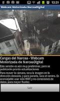 Screenshot of Webcam Móvil Cangas del Narcea