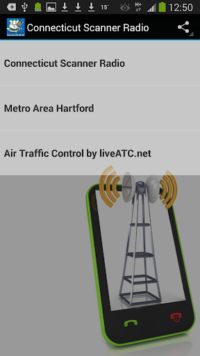Scanner Radio Connecticut FREE