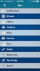 Sprint Mart screenshot 1