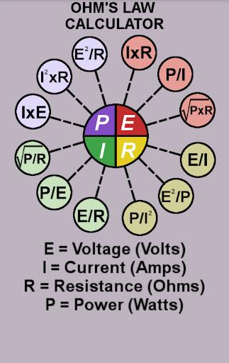 Basic Electric Calc