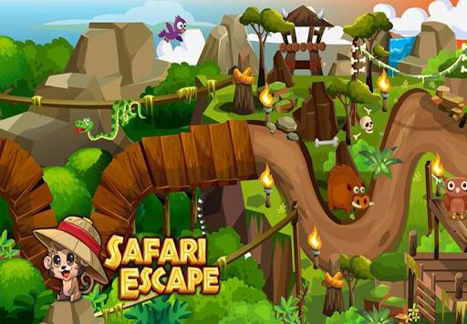 玩書籍App|Safari Escape Solutions免費|APP試玩