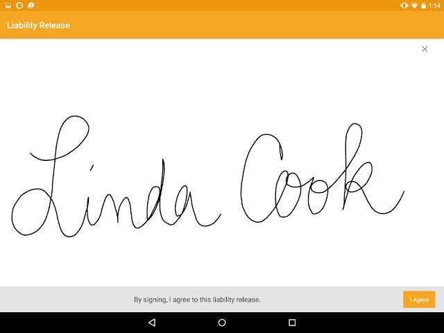 android MINDBODY Express Screenshot 5