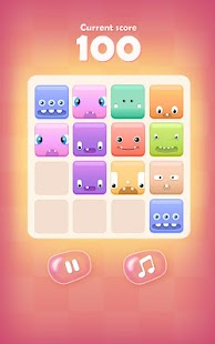 2048 Cute Monsters