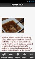 Screenshot of Naija Soup