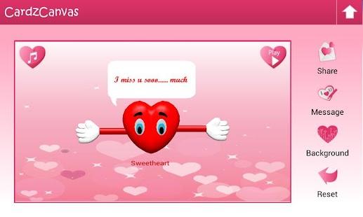 LoveCardz+ 3D Love Cards- screenshot thumbnail