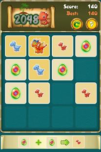 Dragon 2048 解謎 App-愛順發玩APP