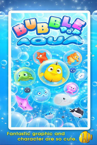 Aqua bubble: sea of story