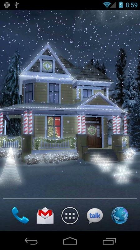 Holiday Lights Live Wallpaper APK
