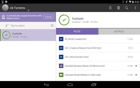 BitTorrent® Pro – Torrent App v5.4.4 [Mod] APK 10