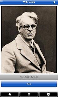 William B Yeats FREE - náhled