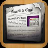 Giornali Oggi Italy Newspaper
