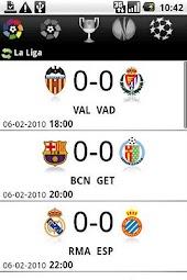 Scoreboard & News