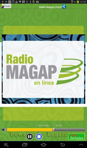 Radio Magap del Ecuador