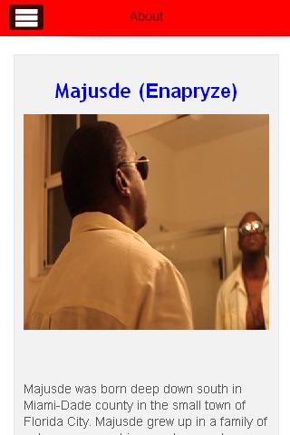 Majusde Official App