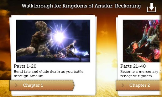 Kingdoms of Amalur Walkthrough - screenshot thumbnail