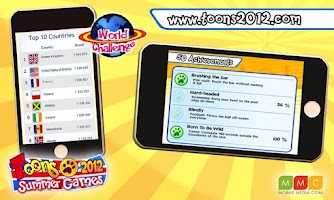 Screenshot of Toons Summer Games 2012