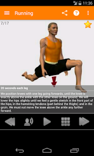 Stretching Routines- screenshot thumbnail