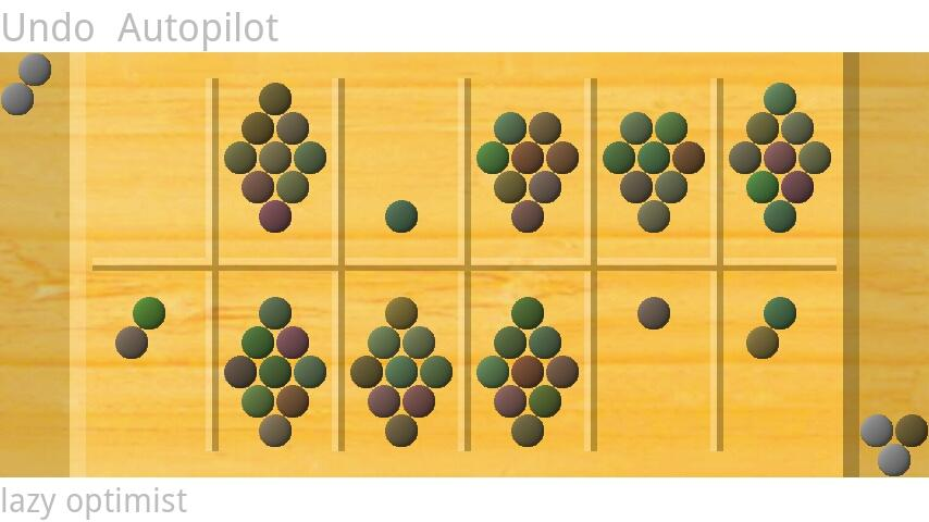 Mancala Droid- screenshot