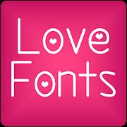 App Fonts Love for FlipFont® Free APK for Windows Phone