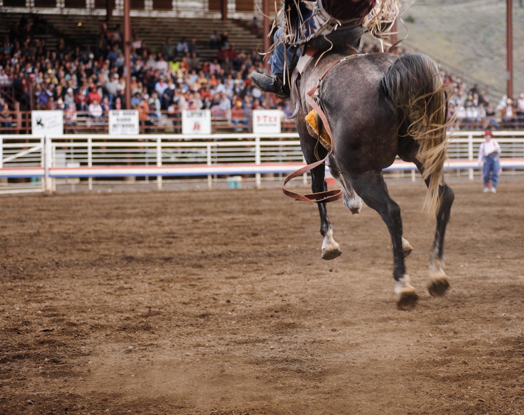 Jump, Cody, Wyoming