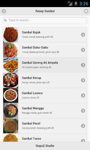 免費下載書籍APP|Kumpulan Resep Sambal app開箱文|APP開箱王
