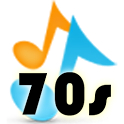 70's Fun Music Game Lite icon