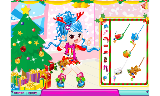 Lovely Baby Christmas Dress Up