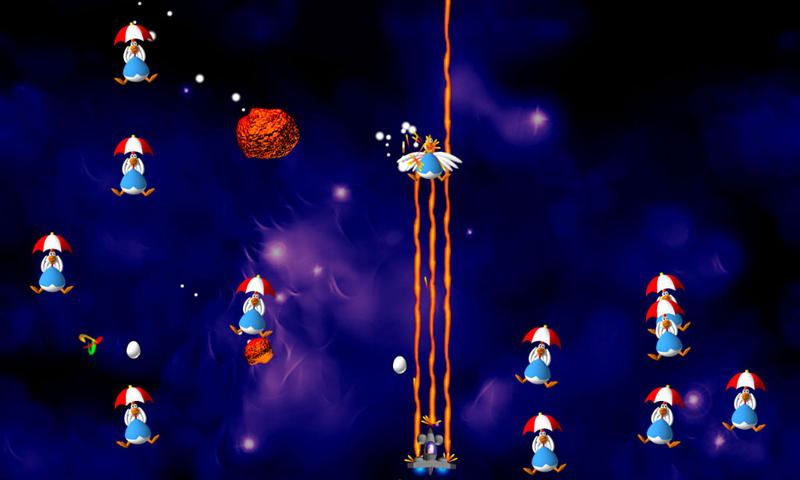 Chicken Invaders 2 - screenshot