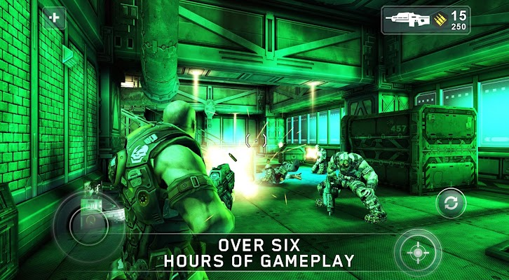 SHADOWGUN - screenshot