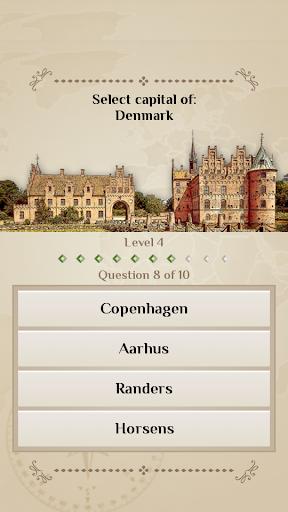 【免費益智App】Quiz-Capitals of the world-APP點子