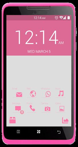 SL Unique Pink Theme