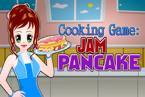 Cooking Game : Jam Pancake