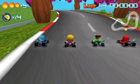 PAC-MAN Kart Rally by Namco Screenshot 7