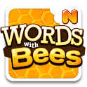Words with Bees HD FREE logo