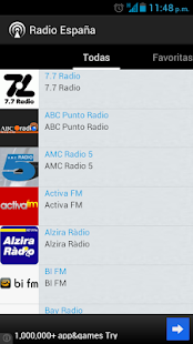 Radio Spain- screenshot thumbnail