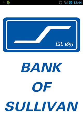 Bank of Sullivan