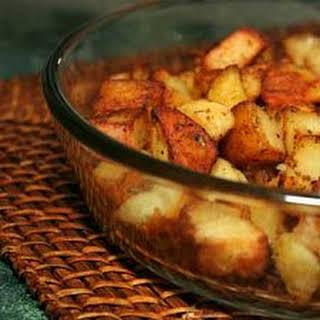 Mediterranean Potatoes.