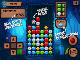 Screenshot of Jewels Master - Free Puzzle