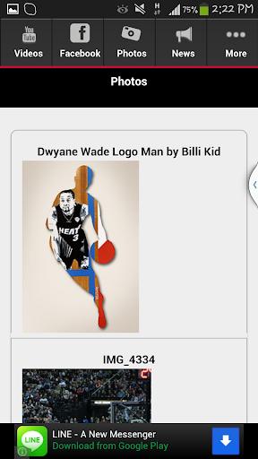 【免費運動App】Dwyane Wade Fans-APP點子