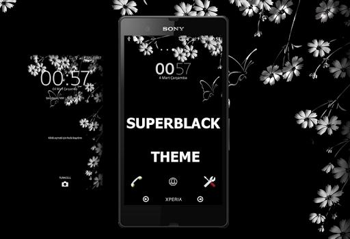 Theme Experiance SuperBlack