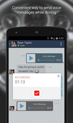 4talk Messenger 2.0.76 screenshots 3