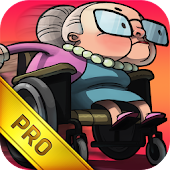 Getaway Granny - Pro Angry Run