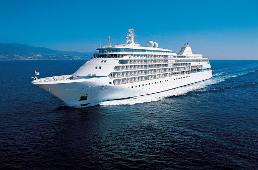 Silversea's Silver Shadow gives guests a top-tier cruising experience and trademark intimate ambience.