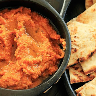 Moroccan-Style Spicy Carrot Dip