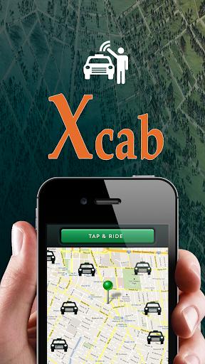 Xcab San Diego Taxi App