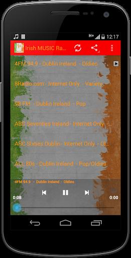 Irish Ireland MUSIC Radio