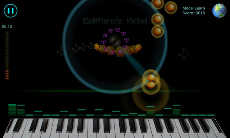 Power Piano - screenshot